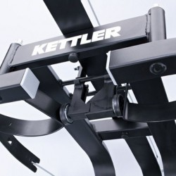 Kettler Delta XL Halterbank Detailbild
