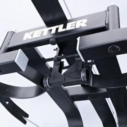 Kettler krachtstation Delta XL incl. curlpult, korte- en lange-halterset Detailbild
