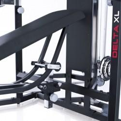 Appareil de musculation Kettler Delta XL Detailbild