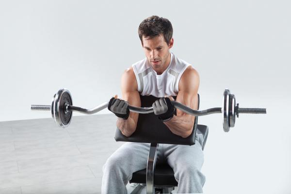 Kettler Biceps Curlpult til Delta XL Classic og Primus