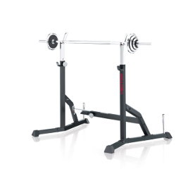 Kettler Vector barbell rack