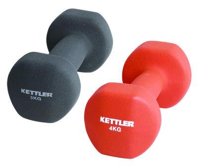 Kettler neopren-håndvægte