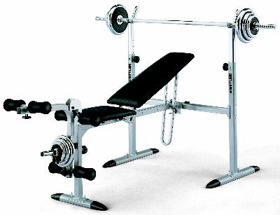banc de musculation kettler primus 100 fitshop. Black Bedroom Furniture Sets. Home Design Ideas