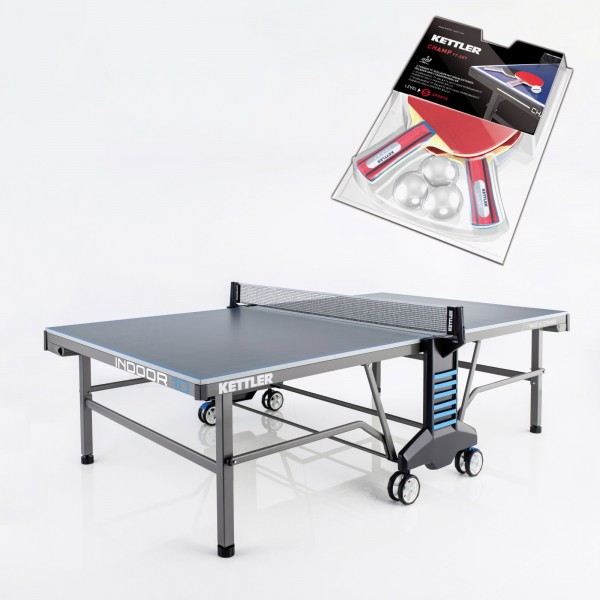 Promotion spéciale : table de tennis de table Kettler Indoor 10