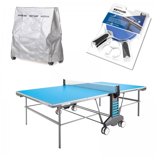 Kettler table de ping-pong Outdoor 4 Plus