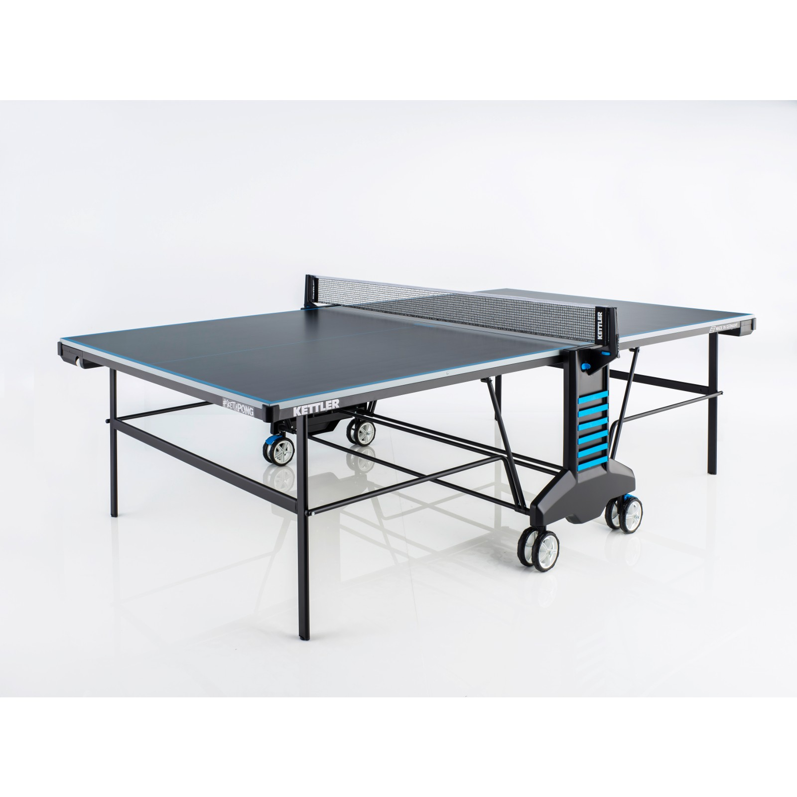 Kettler outdoor table tennis table sketch pong buy with for Table kettler