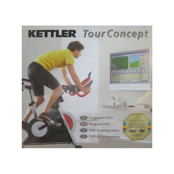 Kettler training software Tour Concept 1.0  Upgrade