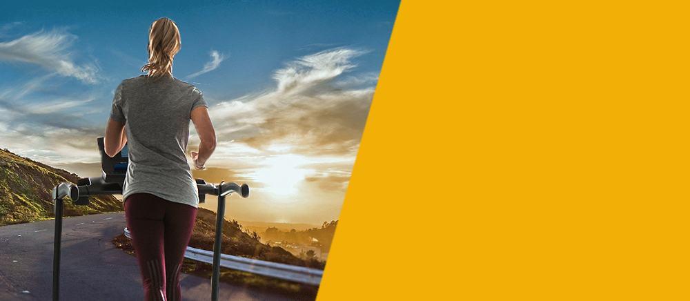 Kinomap – fitness og sjov. Uanset tid og sted.