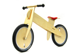 KOKUA wood balance bike LIKEaBIKE maxi 16 inches