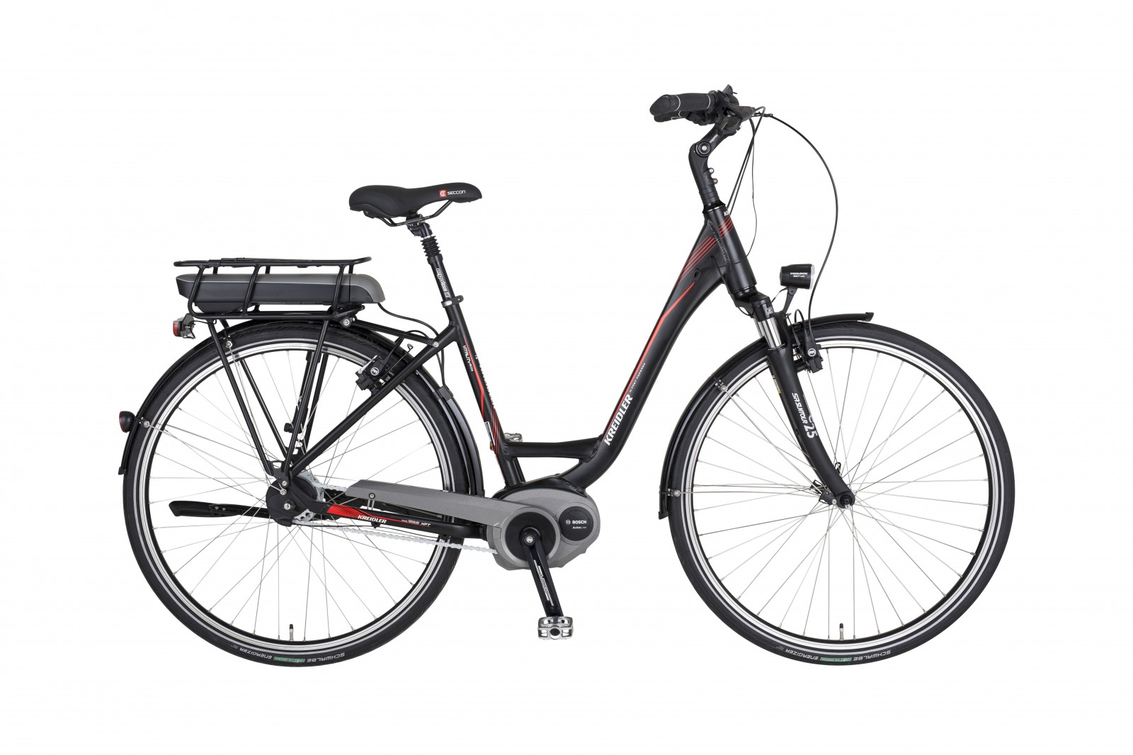 kreidler e bike vitality eco 6 di2 fl wave 28 inch. Black Bedroom Furniture Sets. Home Design Ideas