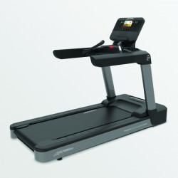 Life Fitness Club Series+ Treadmill , Titanium, Wireless, Continental Linecord