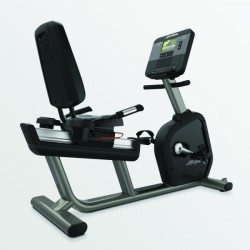 Vélo couché Life fitness Lifecycle Club Series+