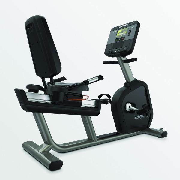 Rower poziomy Life Fitness Lifecycle Club Series Plus