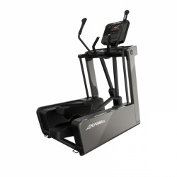 Life Fitness FS4 Cross Trainer with 7'' Console w/ Wifi Titanium best. aus: