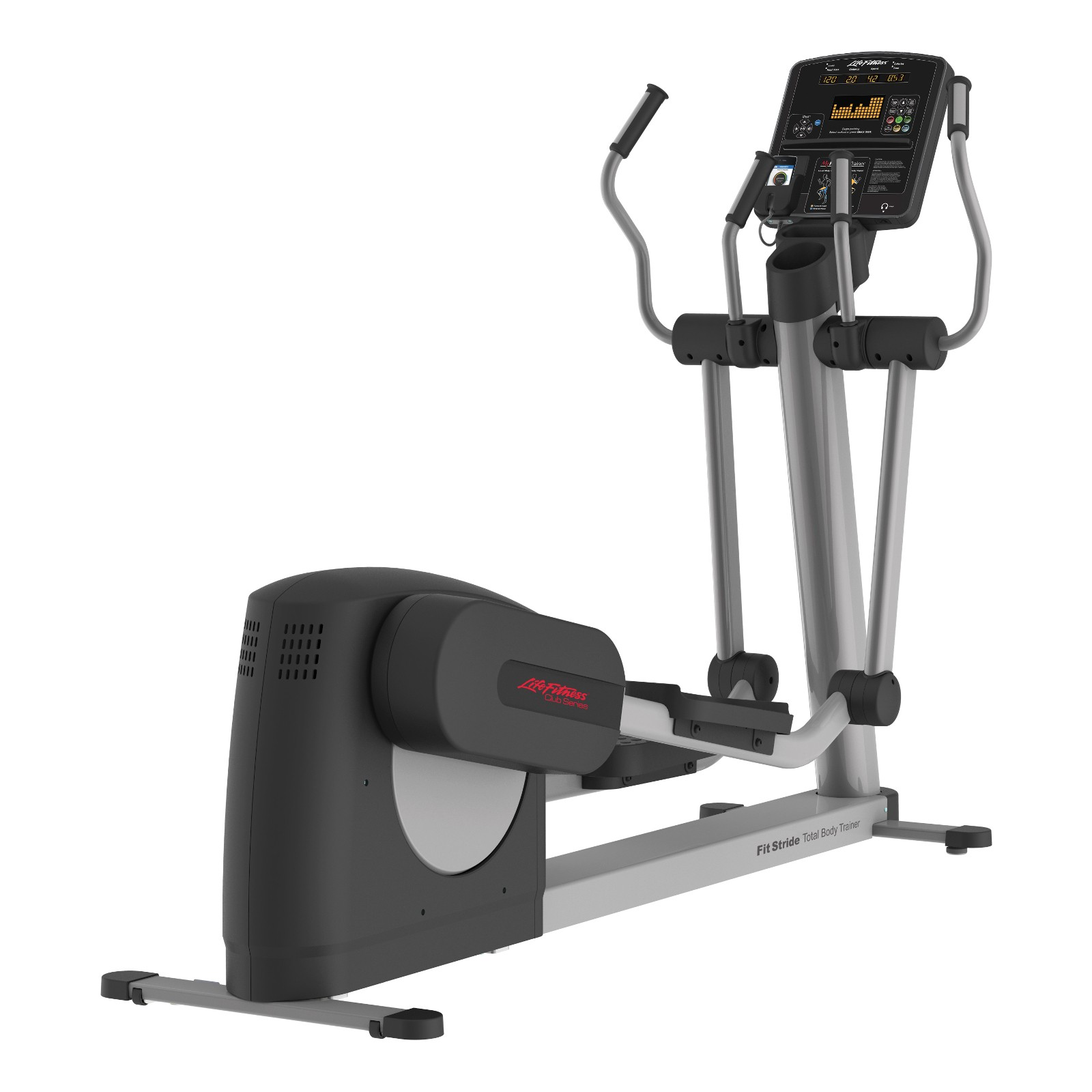 Life Fitness CSXH Club Series elliptical cross trainer