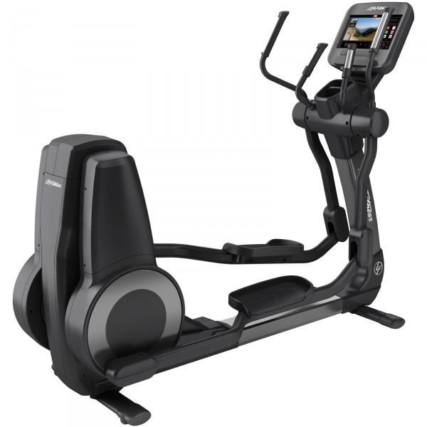 Life Fitness PCSX Crosstrainer SE3 Artic Silver best. aus: