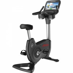 Life Fitness Platinum Club Series Discover SE Upright Bike WIFI
