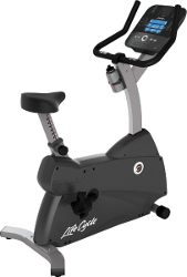 Life Fitness exercise bike C1 Track