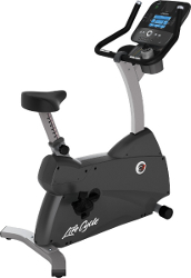 Life Fitness hometrainer C3 Track Connect