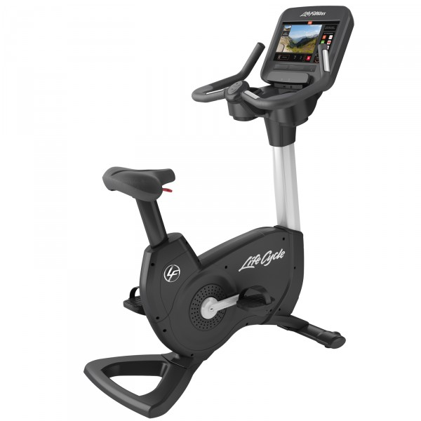 Vélo d'appartement Life Fitness Platinum Club Series Discover SE3HD