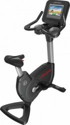 Life Fitness upright bike Platinum Club Series Discover SI WIFI