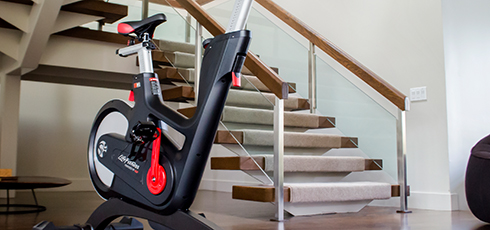 Figure: Low-maintenance indoor cycle at studio quality