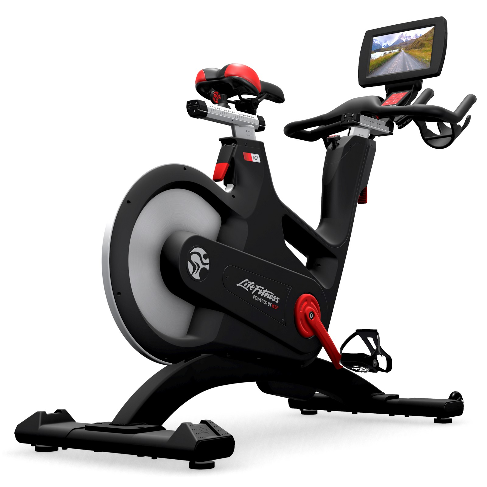 Life Fitness Indoor Bike Ic7 Myride Vx By Icg Fitshop