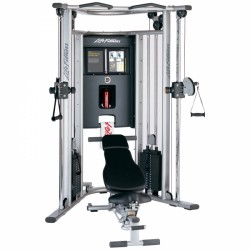 LifeFitness Gym System G7 Krachtstation - Inclusief Adjustable Bench