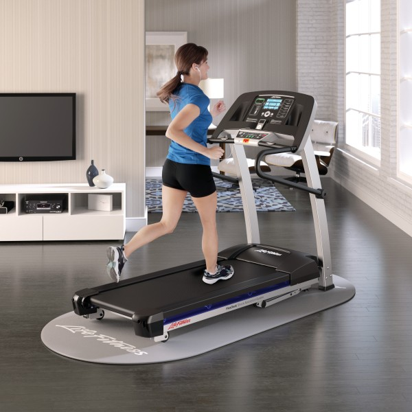 Life Fitness løbebånd F1 Smart Folding