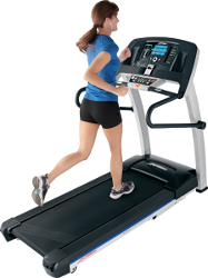 Treadmill Life Fitness F1 Smart Folding