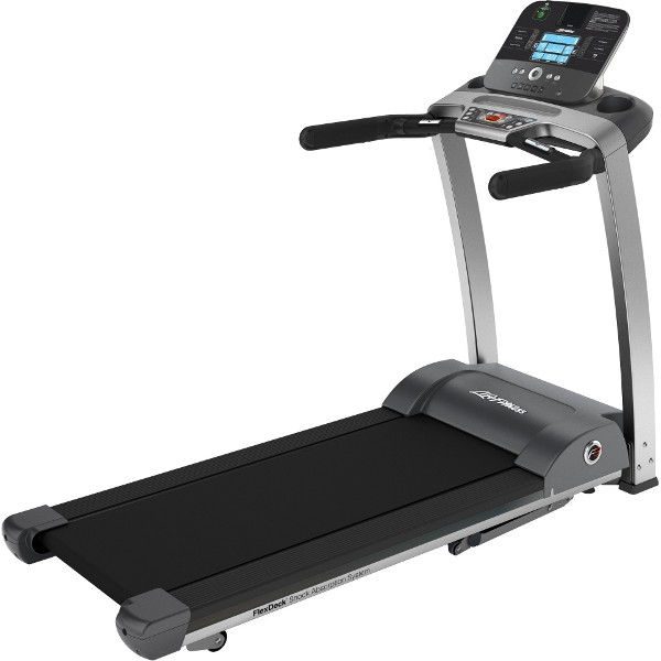 Life Fitness treadmill F3 Track Connect