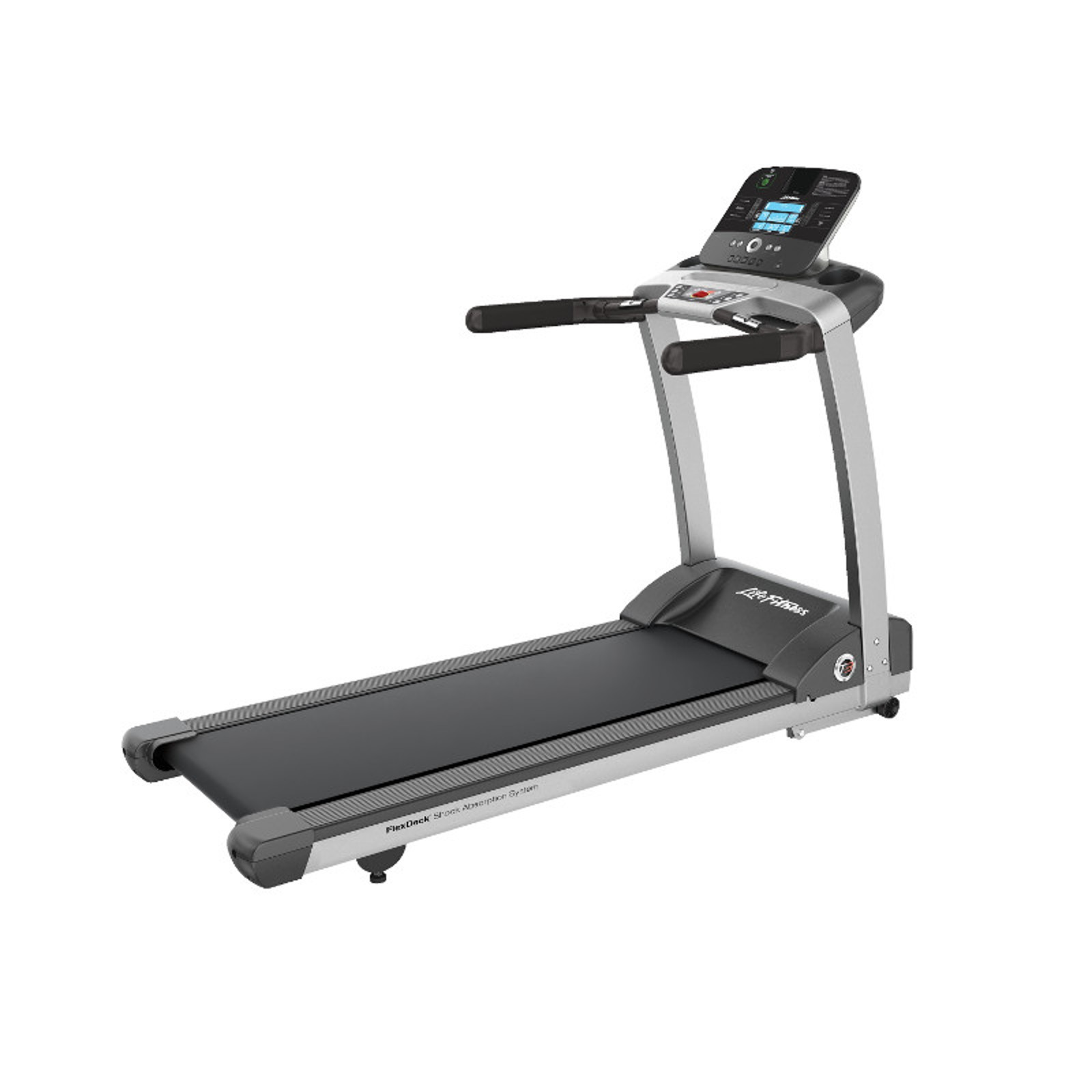 Life Fitness Treadmill Top Speed: Life Fitness Treadmill T3 With Track Plus Console