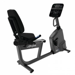 Vélo d'appartement allongé RS1 Track Connect de Life Fitness