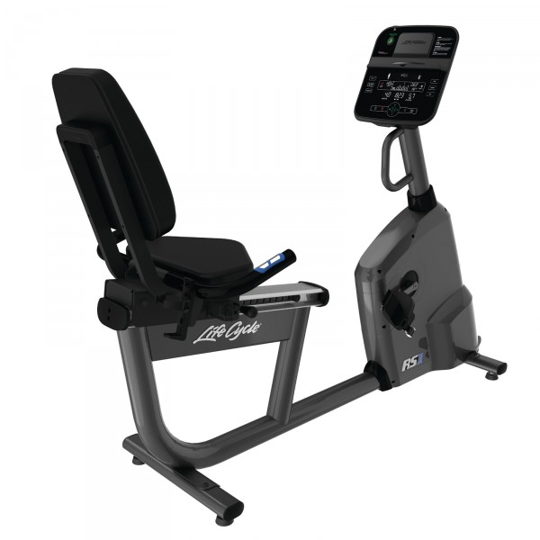 Vélo semi allongé Life Fitness RS1 Track Connect