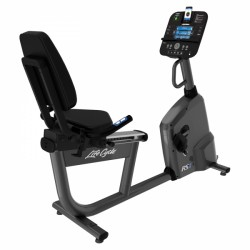 Vélo d'appartement allongé RS1 Track Plus de Life Fitness