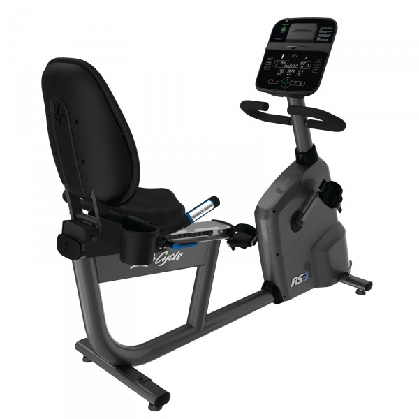 Life Fitness siddecykel RS3 Track Connect