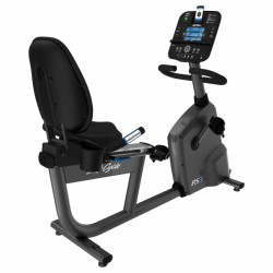 LifeFitness RS3 Track Plus Recumbent Bike
