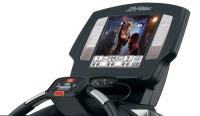 Treadmill Life Fitness 95T Engage Detailbild