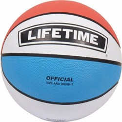 Lifetime piłka do koszykówki Tricolor