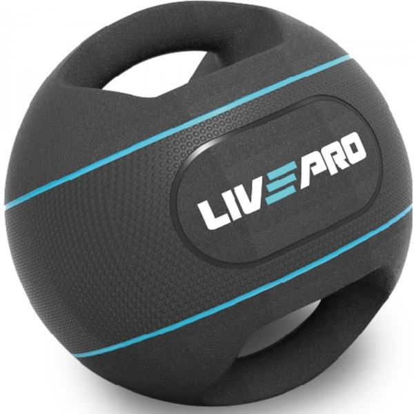 Livepro Medicine Ball with Handles