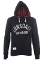 Lonsdale Hooded Top black