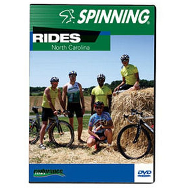 DVD Mad Dogg - Rides North Carolina