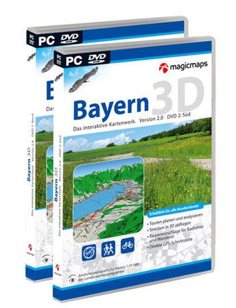 DVD cartes interactives MagicMaps