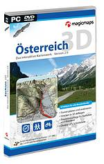 MagicMaps cartes interactives Autriche