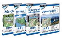 MagicMaps Interaktive Kort Schweiz