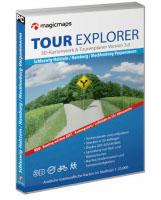DVD MagicMaps «Tour Explorer»