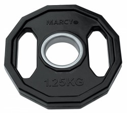 Marcy Olympic Rubber Plates 1.25kg, Pair nyní koupit online