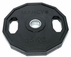 Marcy Olympic Rubber Plate 5.0kg, Single nyní koupit online