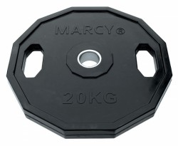 Marcy Olympic Rubber Plate