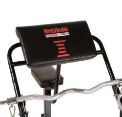 Station flexion du bras Men's Health Power Tools